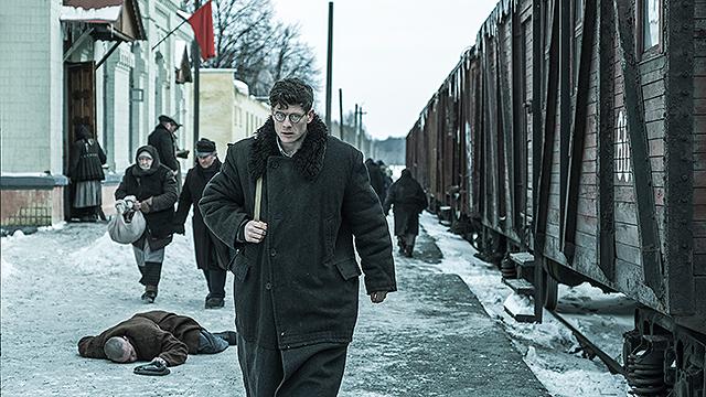 赤い闇 スターリンの冷たい大地で